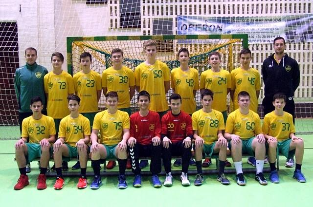 U14 I. csapat