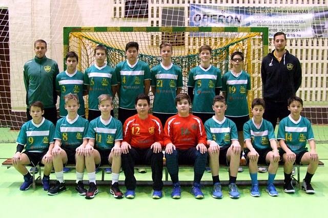 U14 II. csapat