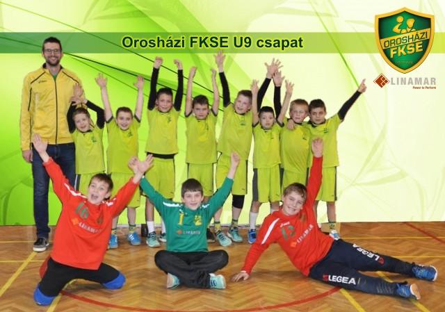 U9-es csapat