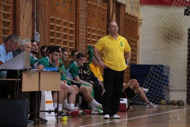 Bárány Zsolt szerint nagy lehetőségek rejtőztek a csapatban (Fotó: Tóth Emese)