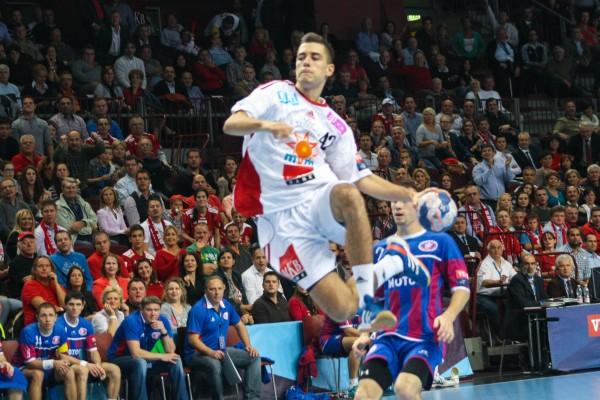 Gyene a BL-ben három gólt szerzett a Motor Zaporozsje ellen (Fotó: Melczer Zsolt – vehir.hu)