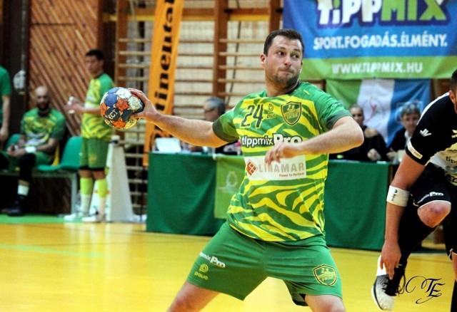 Marko Knezevic a csapat legeredményesebbje volt (Fotó: Tóth Emese)