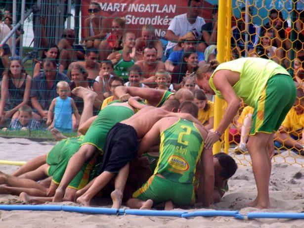 Senki nem tudta legyőzni az orosházi csapatot (Fotó: Zsedényi Péter - OFKSE.hu)