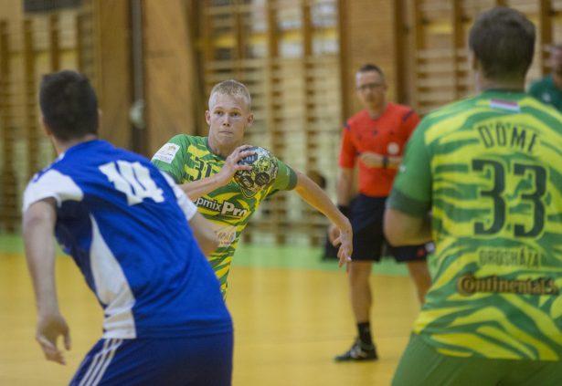 A cél a fiatalok és az új játékosok beépítése volt (Fotó: Rosta Tibor)