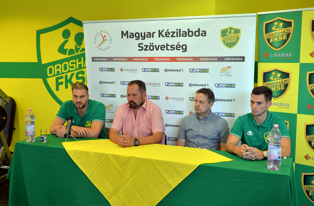 Az OFKSE első hazai ellenfele jövő kedden a Veszprém csapata lesz (Fotó: Rajki Judit)